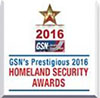 2016 GSN Homeland Security Awards