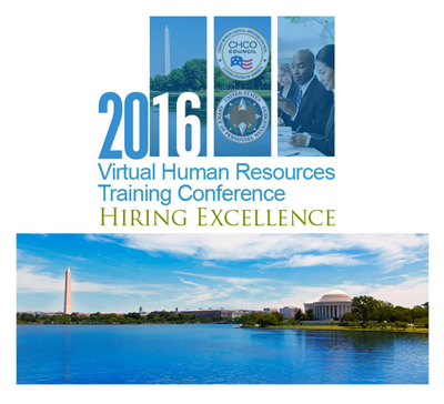 Virtual Human Resources Training Conference 2016