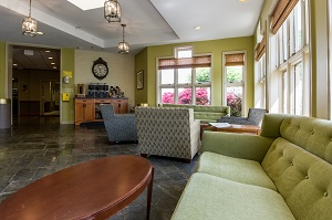 Alumni Lounge